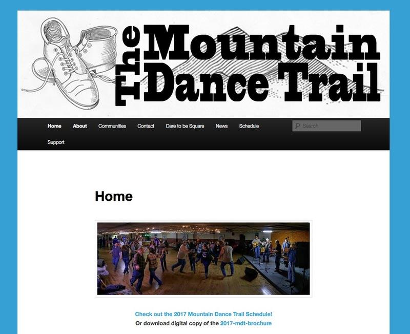 Mountain Dance Trail - West Virginia